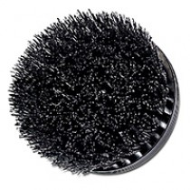 CYCLO-Scrub Brush, Stiff - Black Bristles (Each)