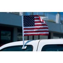 Clip-On U.S. Flag