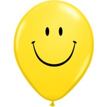 16 Inch Happy Face Balloons