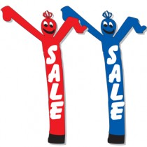18ft.Tall Fly One Leg Sky Dancing Guy-Sale