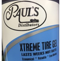 PAUL'S XTREME TIRE GEL 1 GAL
