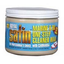 Garry's Royal Satin Marine & RV One Step Cleaner Wax (32oz)