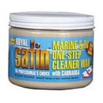 Garry's Royal Satin Marine & RV One Step Cleaner Wax (32oz)