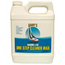 Garry's Royal Satin Marine & RV One Step Liquid Cleaner Wax (1 Gal)