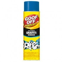 Goof Off Graffiti Remover, Aerosol 18-Ounce