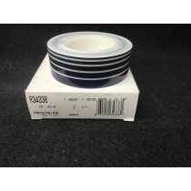 "ProStripe R34338 Dark Blue Multi Stripe 1/8"" x 40'"