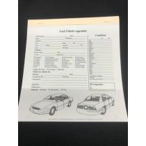 453-Appraisal Pad