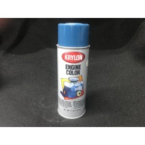Krylon GM Blue Engine Paint