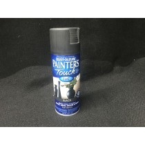 Rustoleum Painter's Touch Flat Black Spray Paint