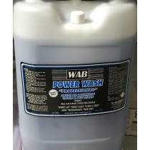 POWER WASH 5Gal