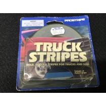 "ProStripe R60597 Medium Blue/Dark Blue Metallic Multi Stripe 3/4"" x 50'"