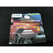 "ProStripe R60793 Maroon/Silver Metallic Multi Stripe 5/8"" x 50'"