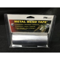 "TrimBrite T8124 Aluminum Metal Mend Tape 6""x 5'"