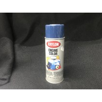 Krylon Chevy Blue Engine Paint
