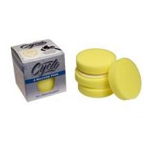 CYCLO-Yellow Fine Foam Cutting Pad w/Loop (Each)