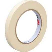 Scotch Automotive Refinish Masking Tape,1/2 inch x 60 yards 06332