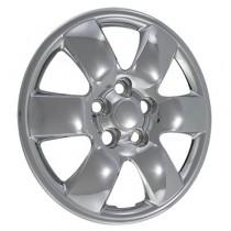 "Wheel Covers: Premier Series: 456 Silver (16"")"