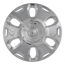 "Wheel Covers: Premier Series: 500 Chrome (15"")"