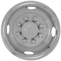 "Wheel Covers: Simulator Series: 440 Silver (16"")"