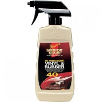 Meguiars Mirror Glaze #40 Vinyl & Rubber Cleaner / Conditioner 16 oz.