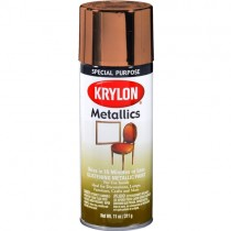 Krylon Copper Metallic Enamel Spray Paint