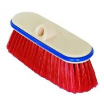 "Magnolia 3046 9"" Nylon Truck Wash Brush in Red"