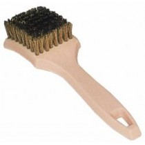 Magnolia 6-Brass Wire Sidewall Brush