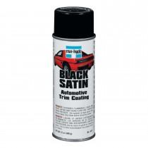 Mar-Hyde Black Satin Automotive Trim Coating 12 oz