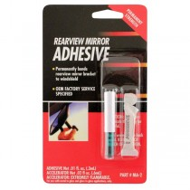 Master Rearview Mirror Adhesive .01oz