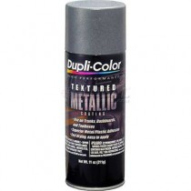 Duplicolor High Performance Textured Metallic Coating Charcoal Metallic