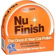 Nu Finish Soft Paste Car Polish