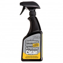 Flitz-Stainless STEEL & CHROME CLEANER WITH DEGREASER