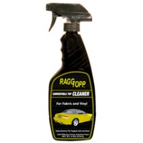 RAGGTOPP Convertible Top Fabric/Vinyl Cleaner(16oz)