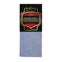 Sure Dri Drying Towel- Blue