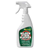 Mildew Stain Blocker With Nano Tech Barrier