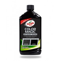 Turtle Wax Color Magic Car Polish, Black - 16 oz.