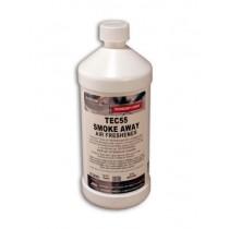 TEC55 Water-Based Air Freshener-Smoke Away (32oz)