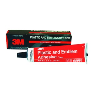 3M PLASTIC AND EMBLEM ADHESIVE