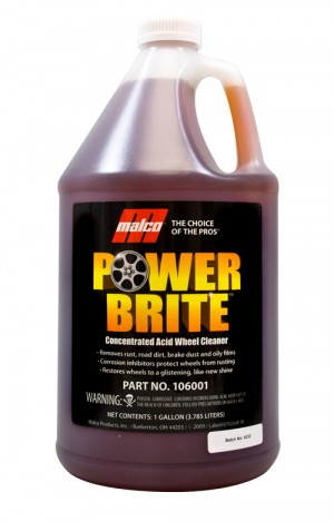 Power Brite Concentrated Wire Wheel Cleaner (1Gal)