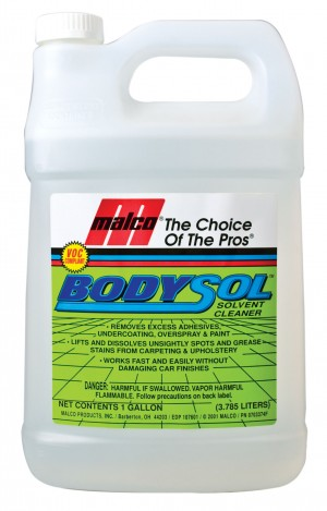 Bodysol Solvent Cleaner (1Gal)