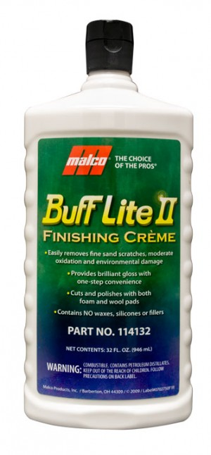 Buff Lite II Finishing Creme (32oz)