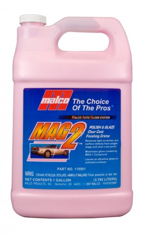 MAG 2 Polish and Glaze (1Gal)