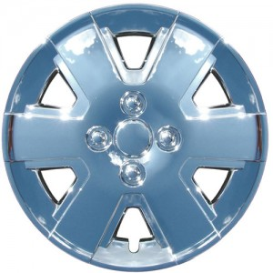 Wheel Covers: Premier Series: 432 SIlver
