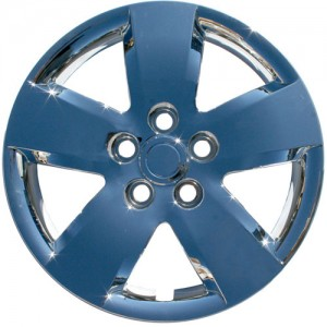 "Wheel Covers: Premier Series: 437 Silver (16"")"
