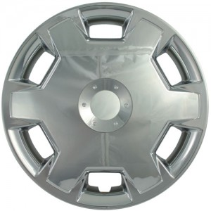 "Wheel Covers: Premier Series: 447 Silver (15"")"