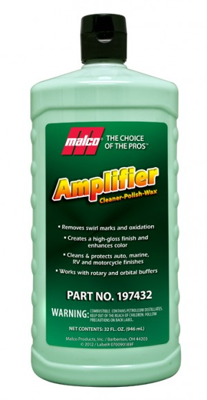 Amplifier Cleaner-Polish-Wax 32 oz.