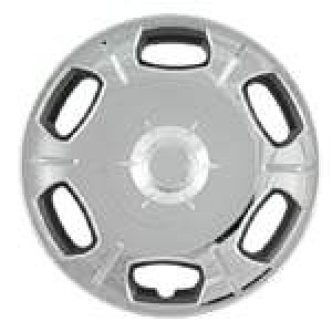 "Wheel Covers: Premier Series: 446 Silver (16"")"