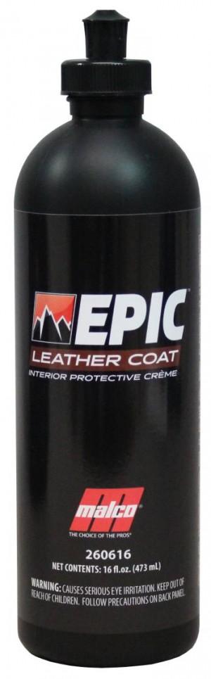 EPIC Leather Coat
