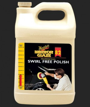 MEGUIAR'S  SWIRL FREE POLISH - 1 GAL
