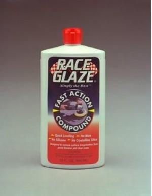 Race Glaze Fast Action Compound 32 oz.